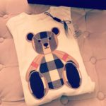 Cutest burberry shirt  minioutfits ootd kidsfashion kidslook kidsootd kidsstylehellip