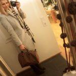 Shades of grey elegance look ootd bestmoments designer look fashionhellip