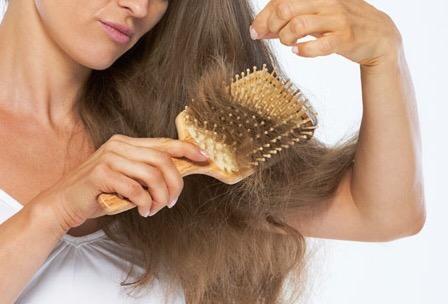 tappa hår efter förlossning
