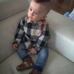 newin burberry stylish gangster myson loveyou loveforever familyfirst love daddysworldhellip