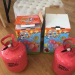 Dags att blsa upp balongernahelium balong balonger fdelsedag kalas birthdayhellip