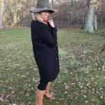 Yesterdays look ootd blonde businesswoman businessmeeting meeting redlips look fashionhellip