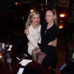 Yesterdays dinner date with friends dinner dinnerdate blondehair chic stylehellip