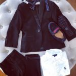 Party outfit for my son thanks for the shoes ladyanzucralphraulenhellip