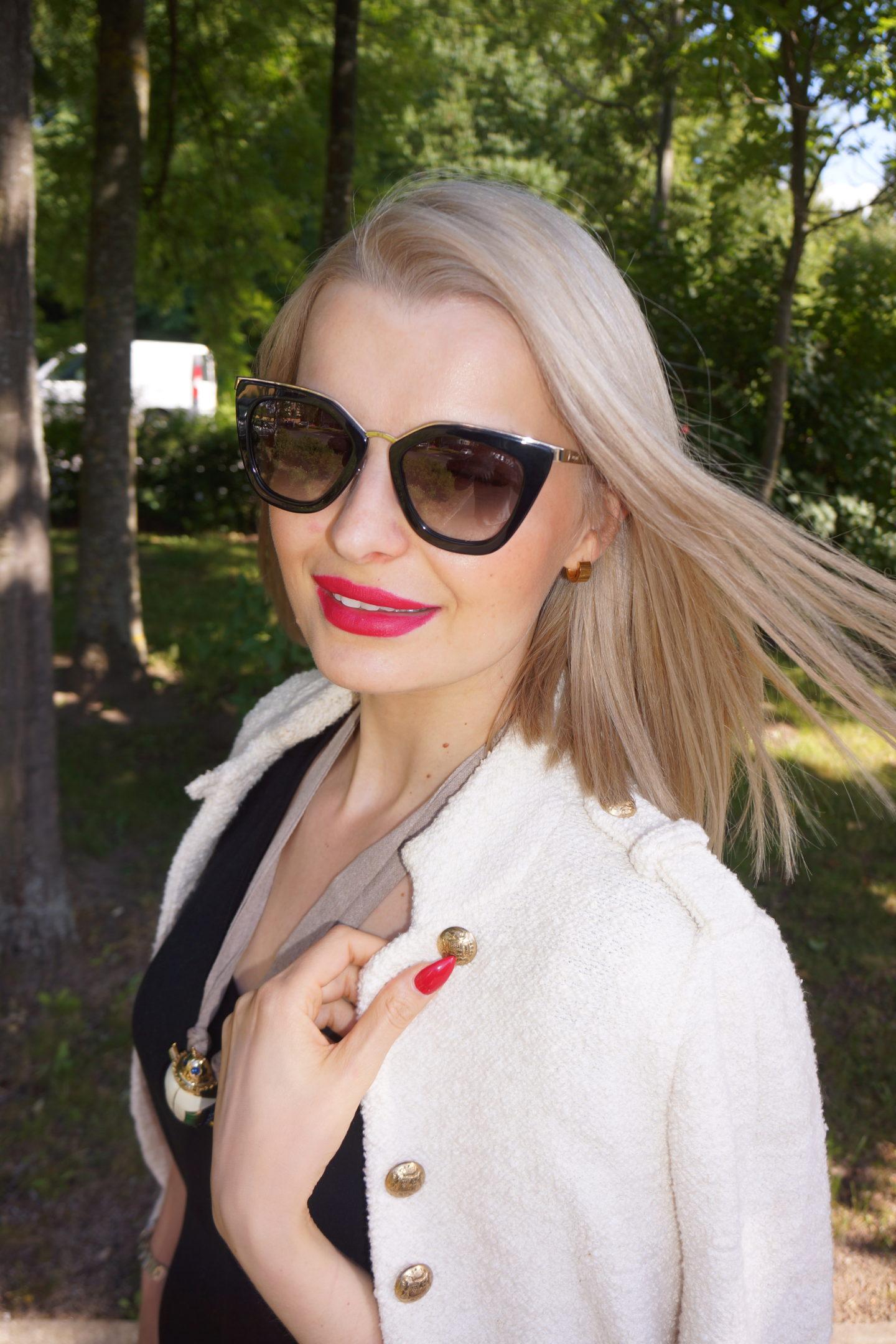 kammar ledsagare blond i Malmö