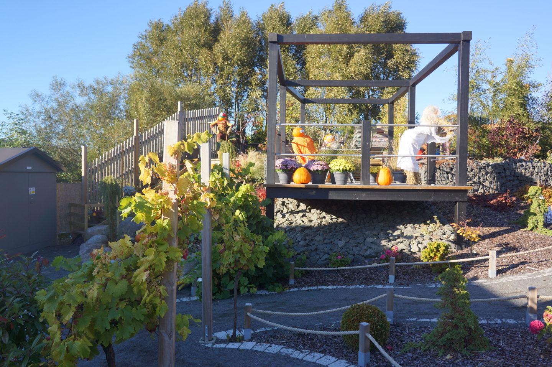 Vellingeblommans Halloween tema