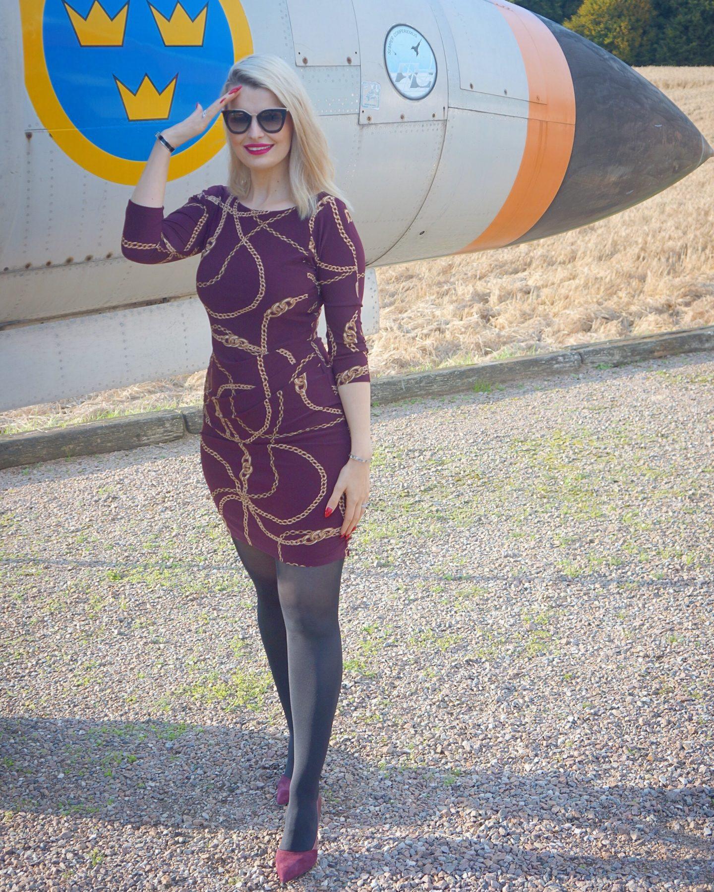 Ralph Lauren klänningen 50% rabatt