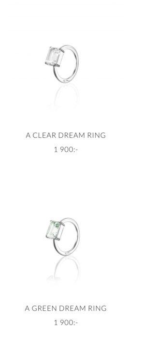 Dream Ring från Efva Attling - Anna Matkovich - bloggare i Malmö 2cf1ab993dc5c