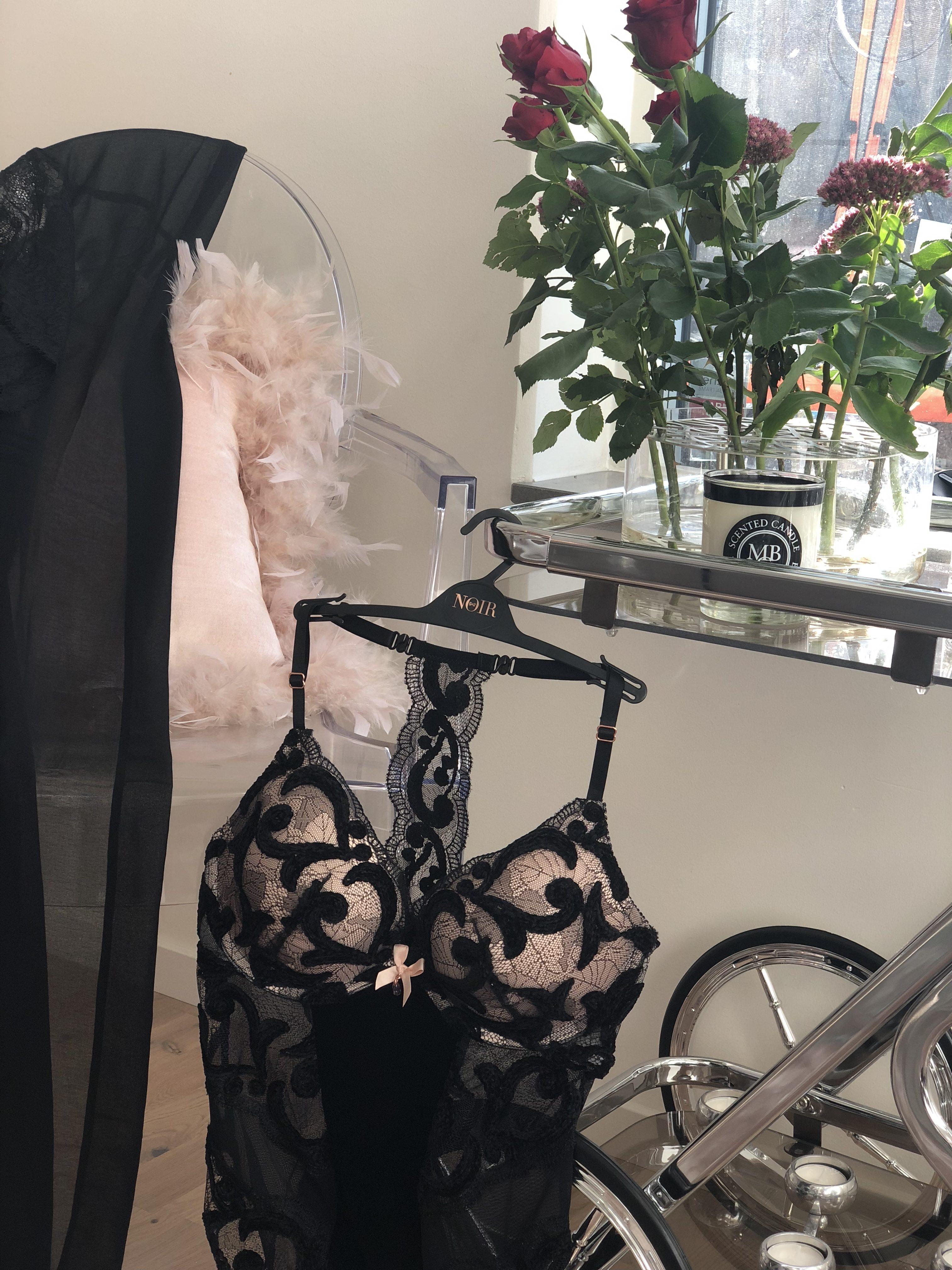 Eleganta underkläder & Dejt Night