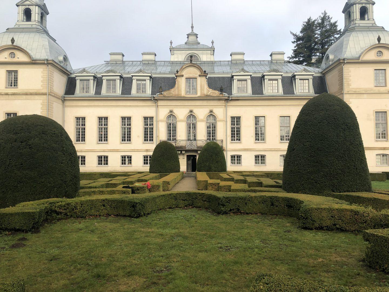 Slottsweekend på Kronovalls vinslott