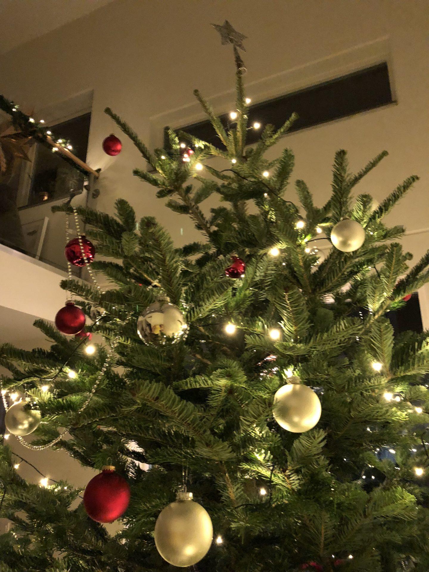 Jag älskar julen.