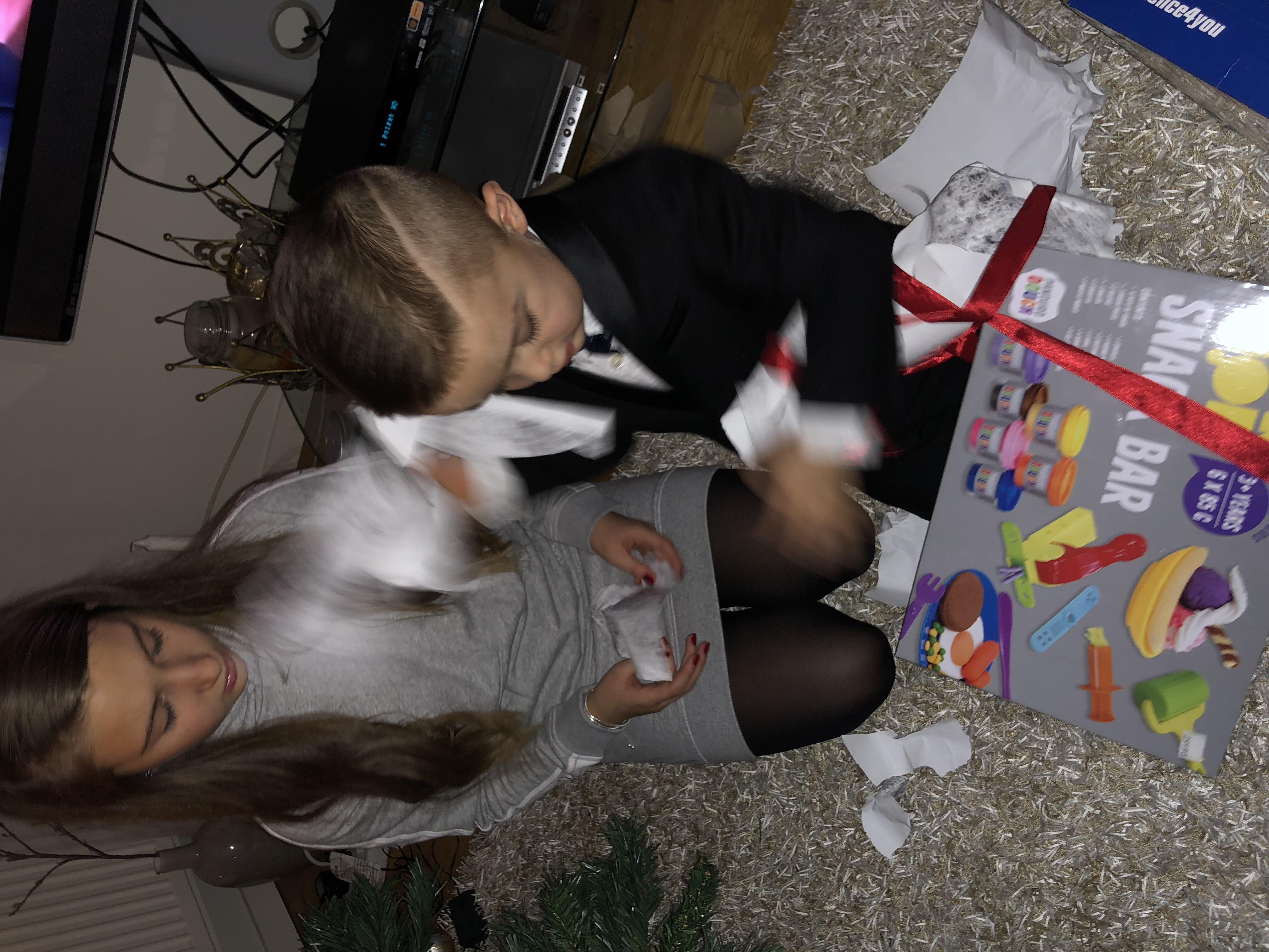 Julafton & Juldagen