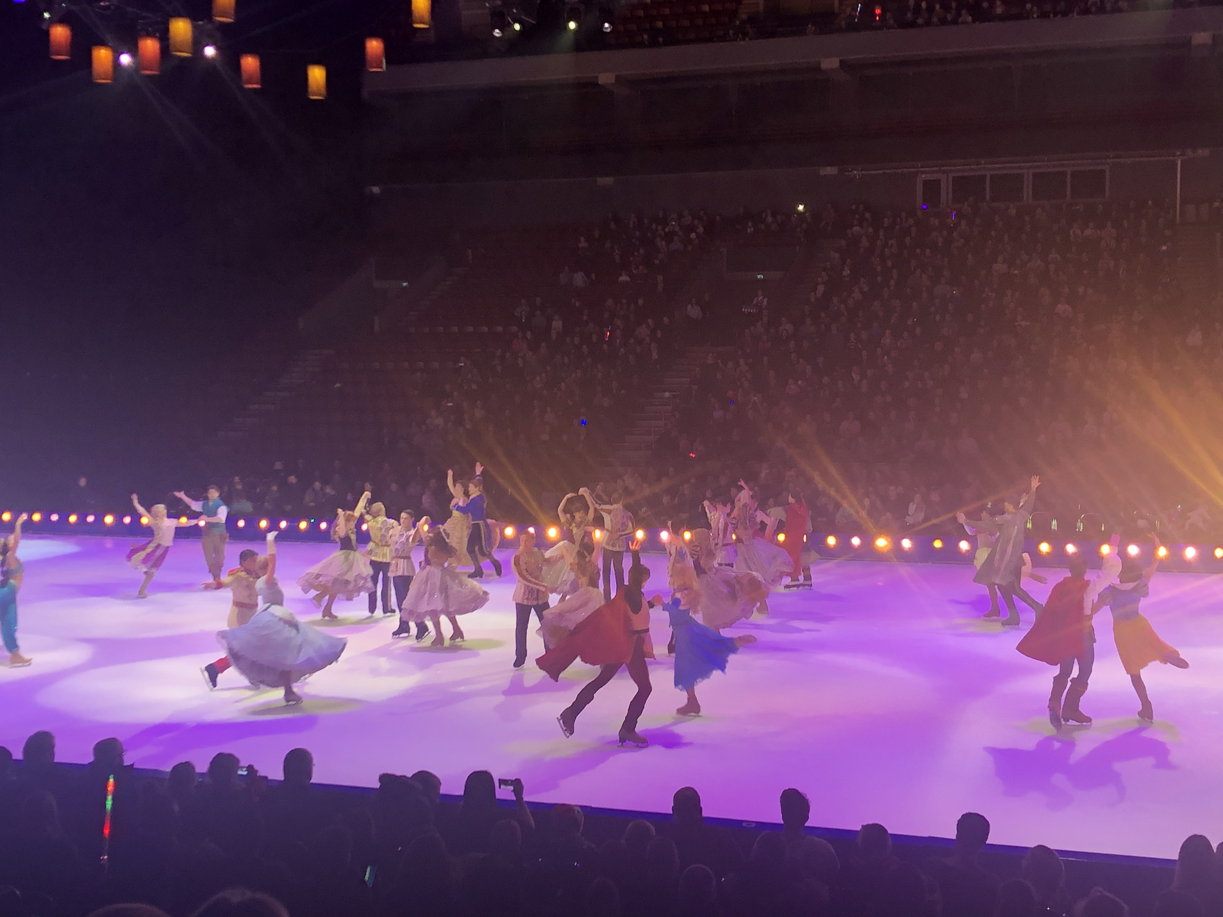 Disney on Ice 2019 Malmö