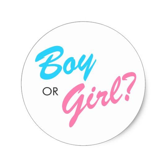 Ska vi ta reda på könet?