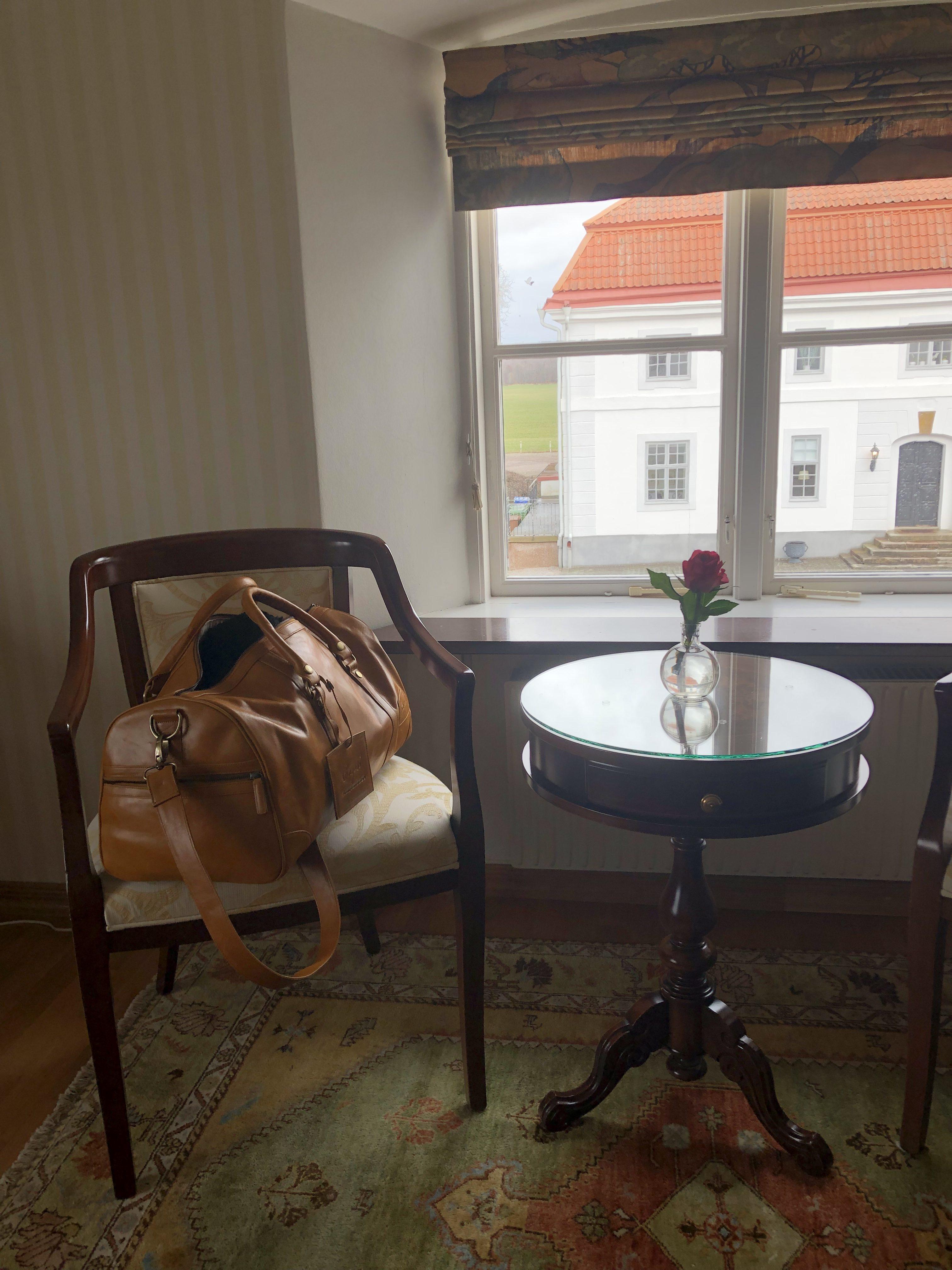 Älskar slottsmiljö & slottsinredning