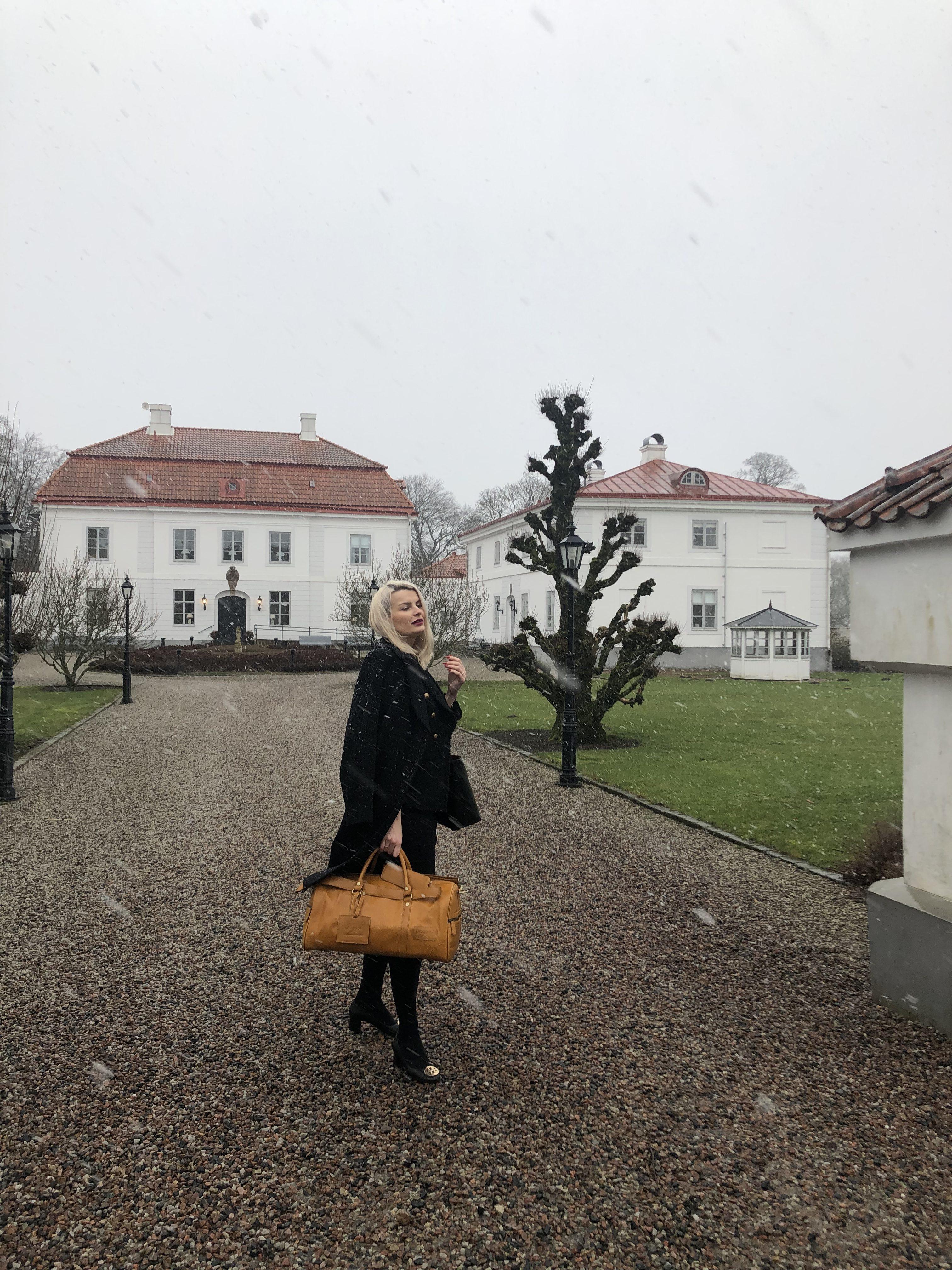 Slottsweekend på Bjärsjölagårds Slott