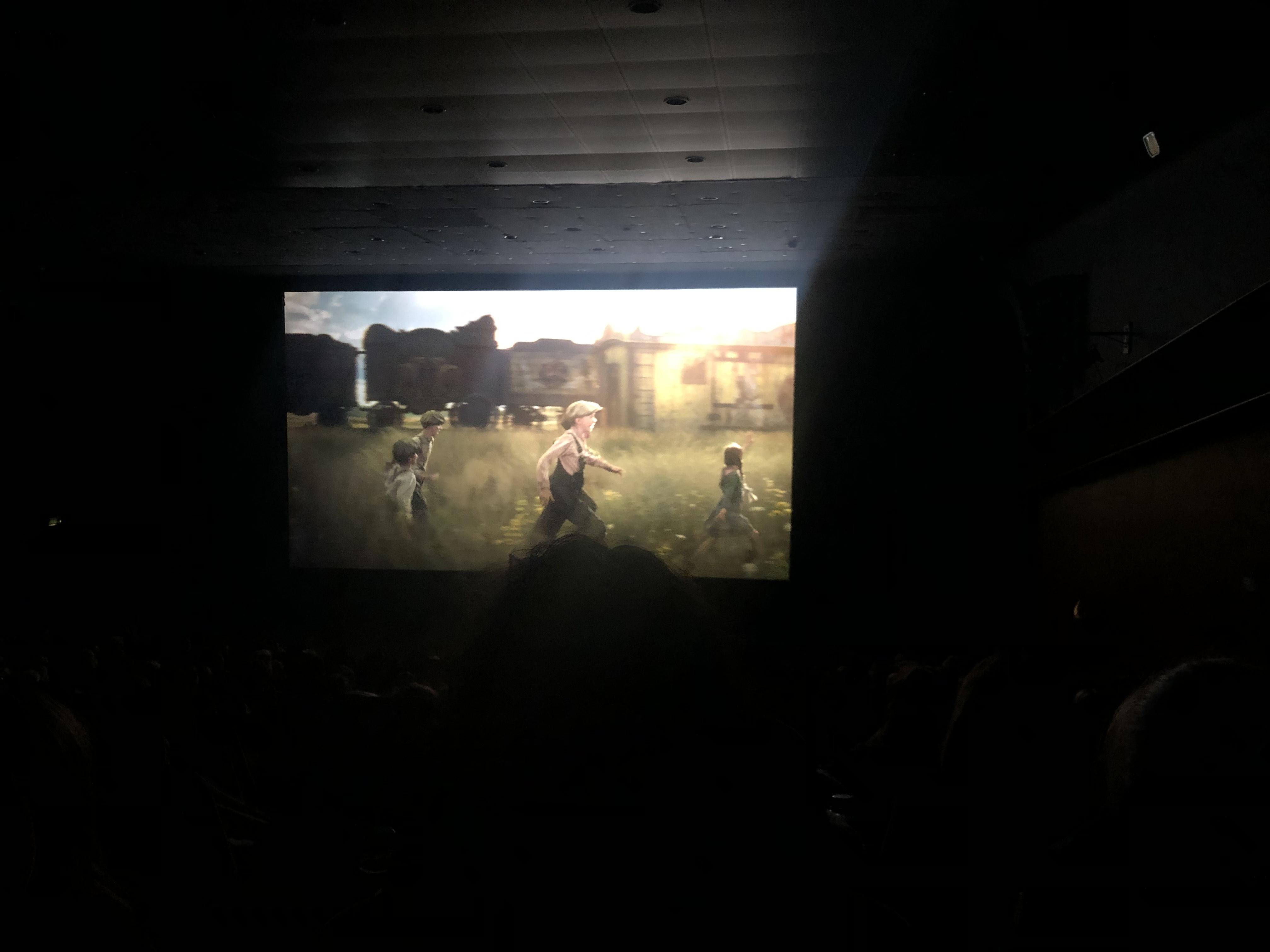 Dumbo på bio & Söndagsmys
