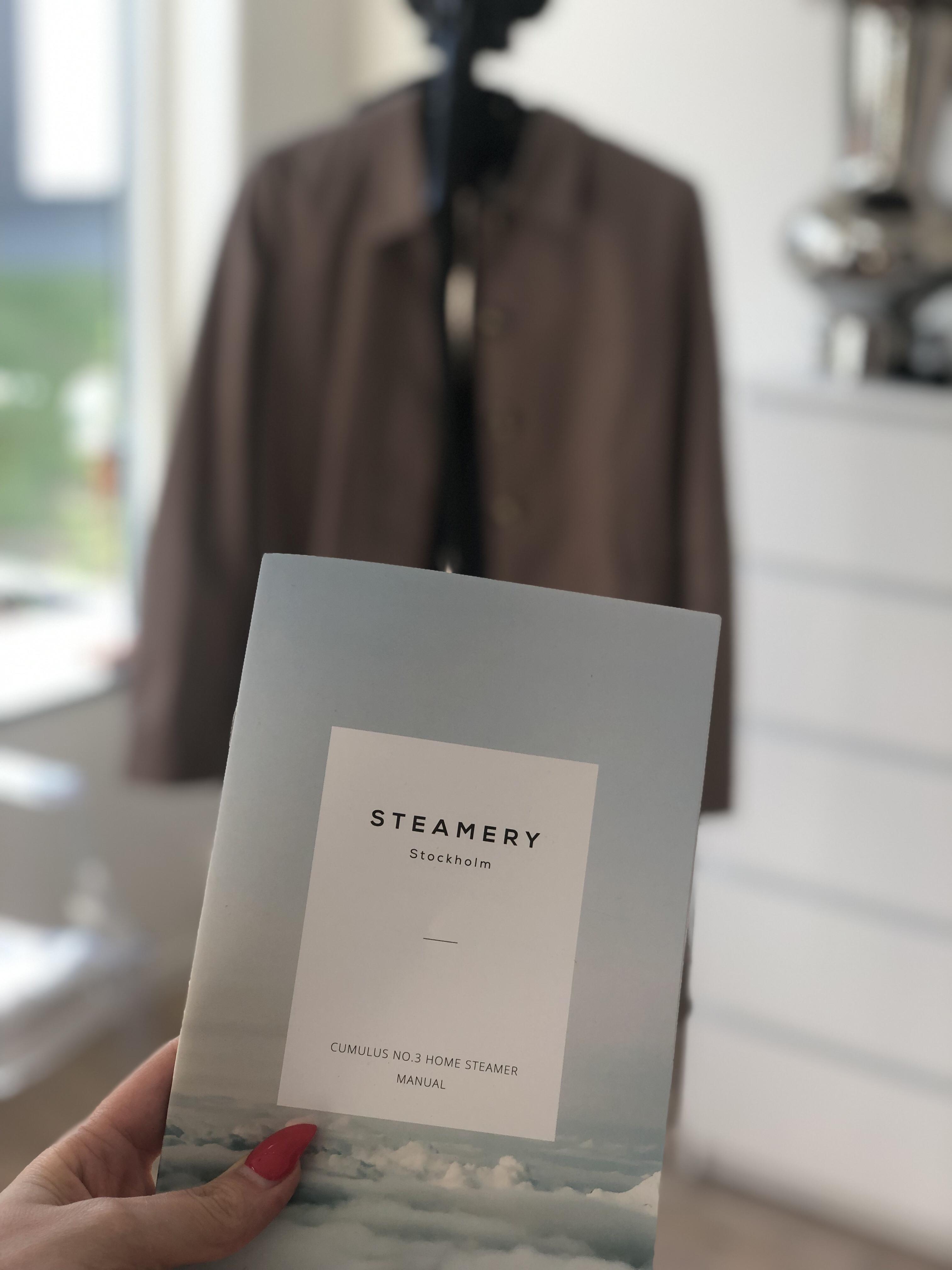 Steamer från Steamery -livehome