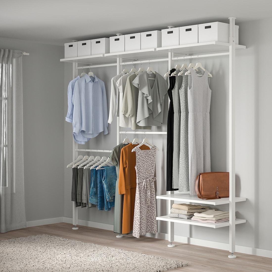 Smart förvaringssystem ELVARLI  från IKEA