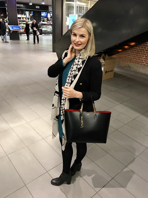Fina klänningar Anna Matkovich bloggare i Malmö