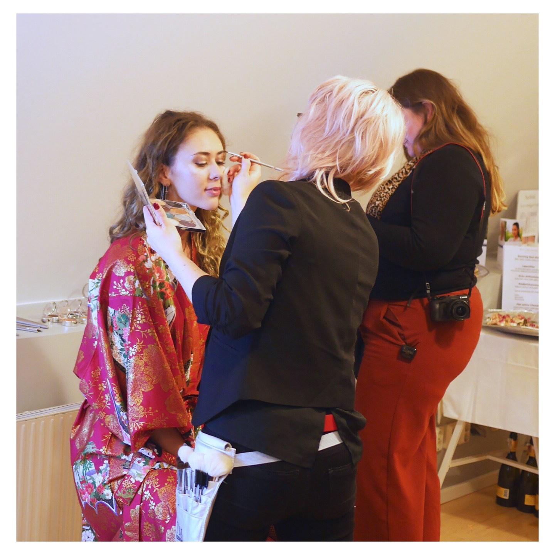 Event på Klinik Wiking & AW med Maria Busck