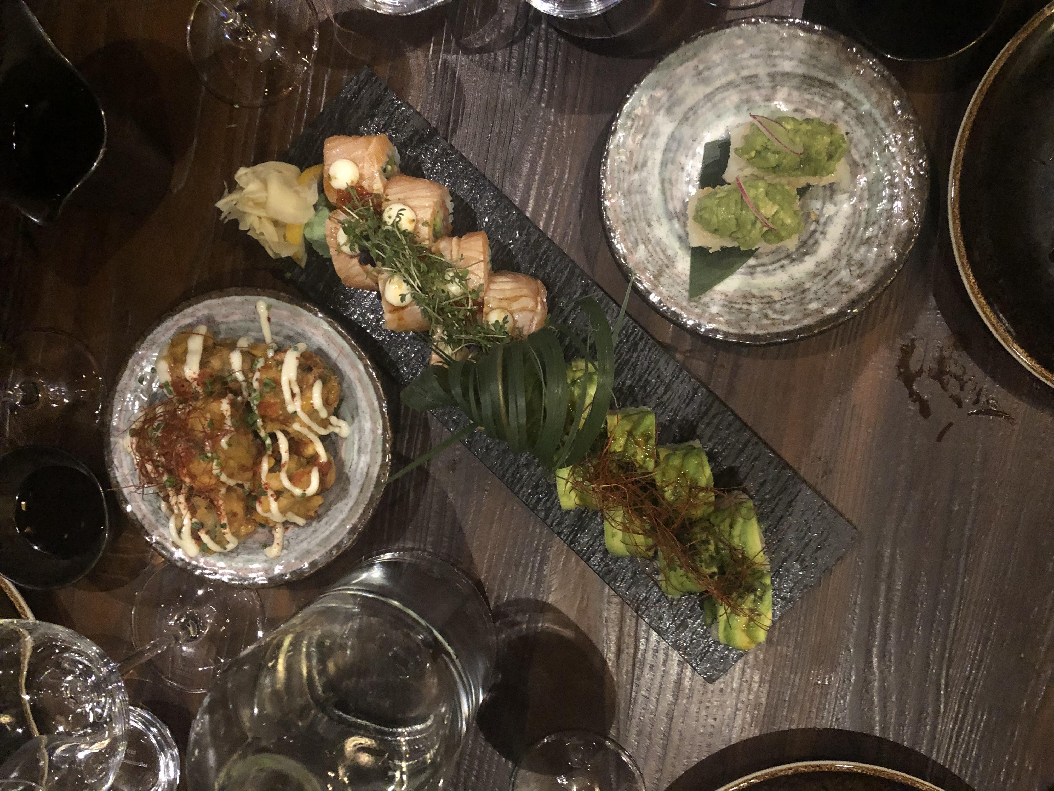 Middag med bloggtjejerna - Malmö