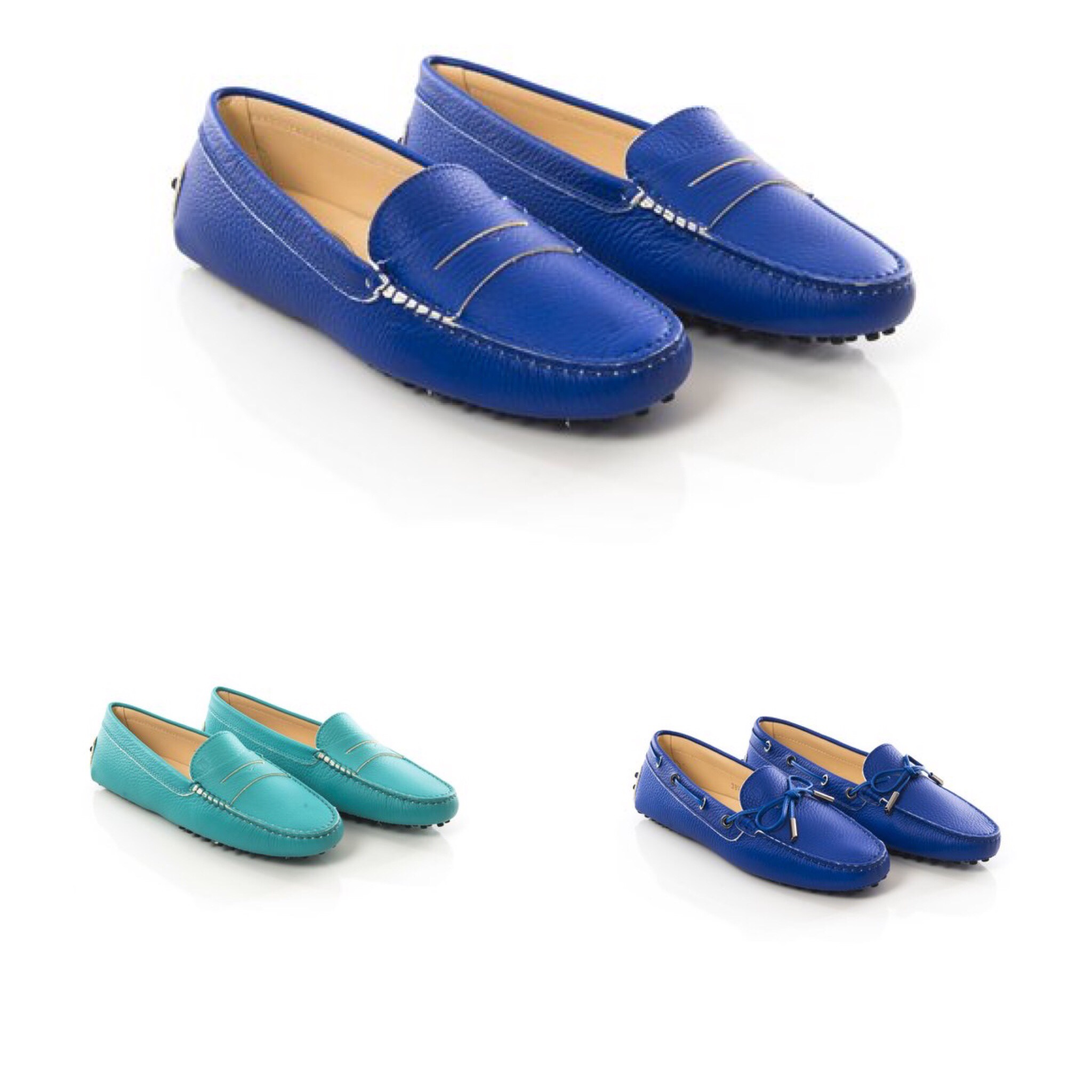Tod's loafers 35% rea