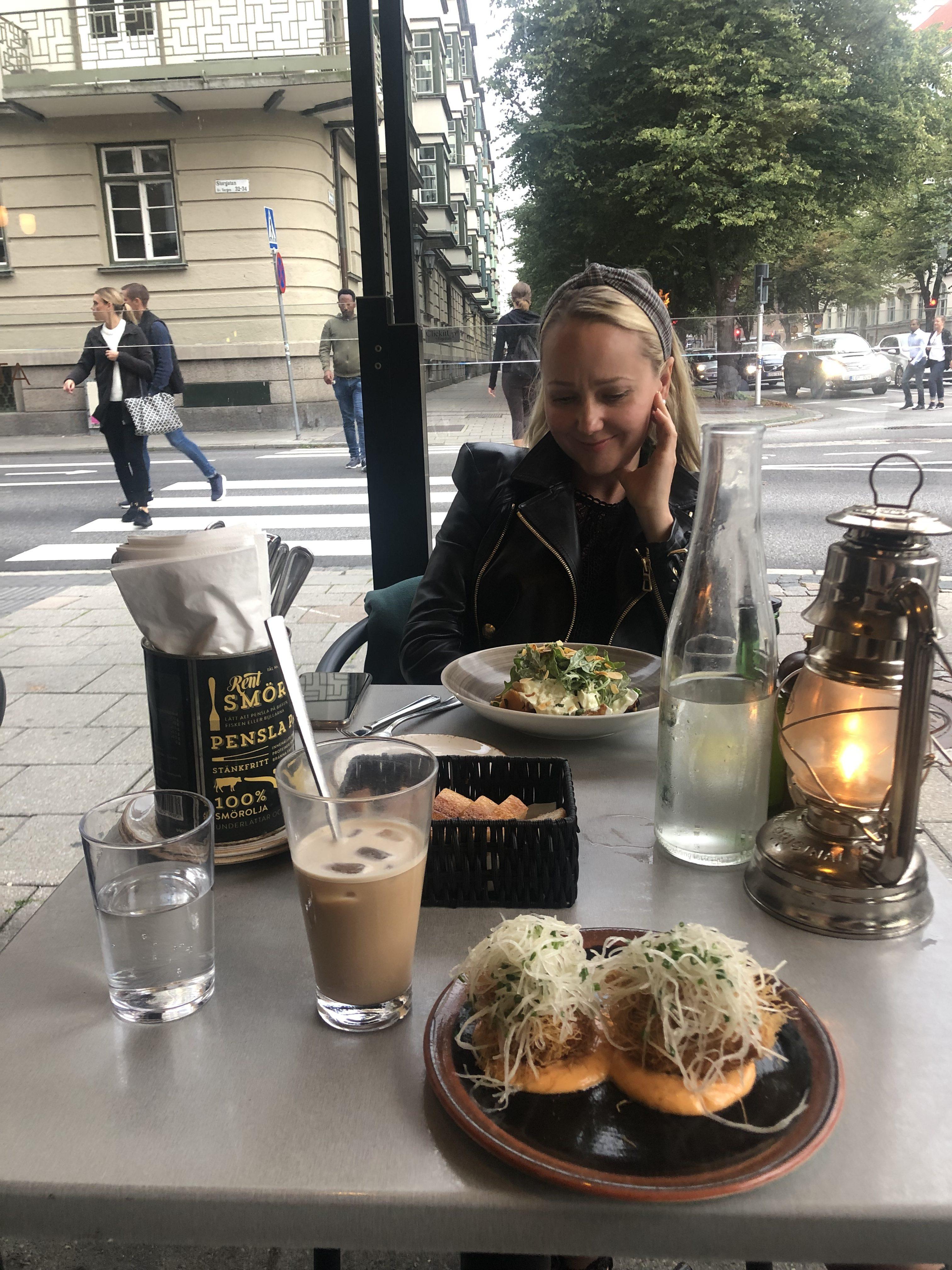 Malmöfestivalen & restaurang Atmosfär i Malmö