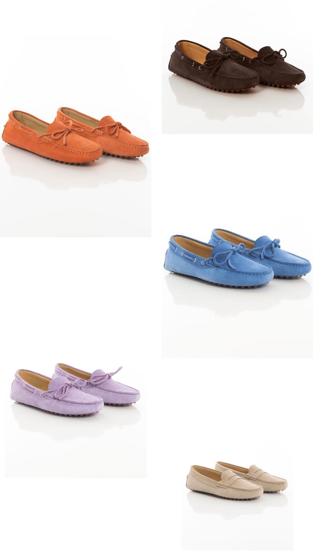 Rea på läckra loafers