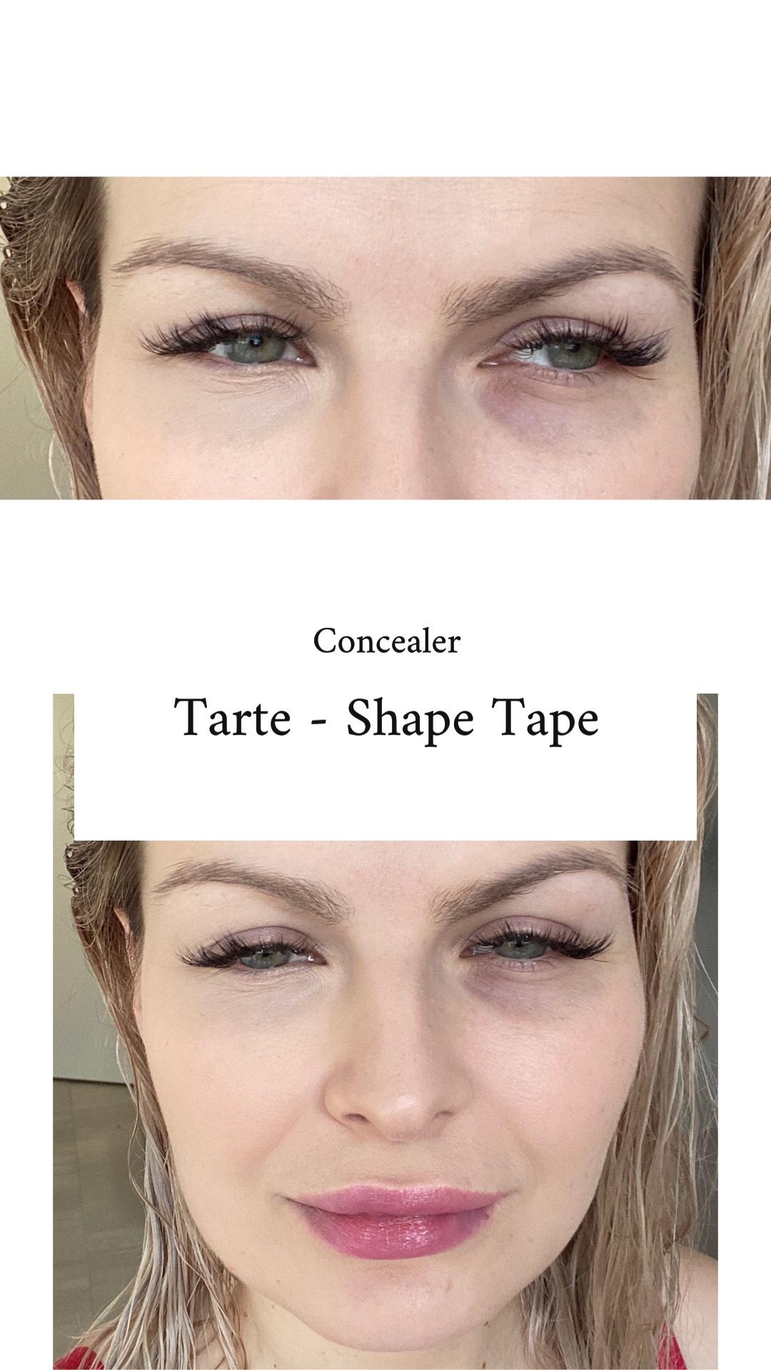 Bästa concealer - Tarte, Shape Tape