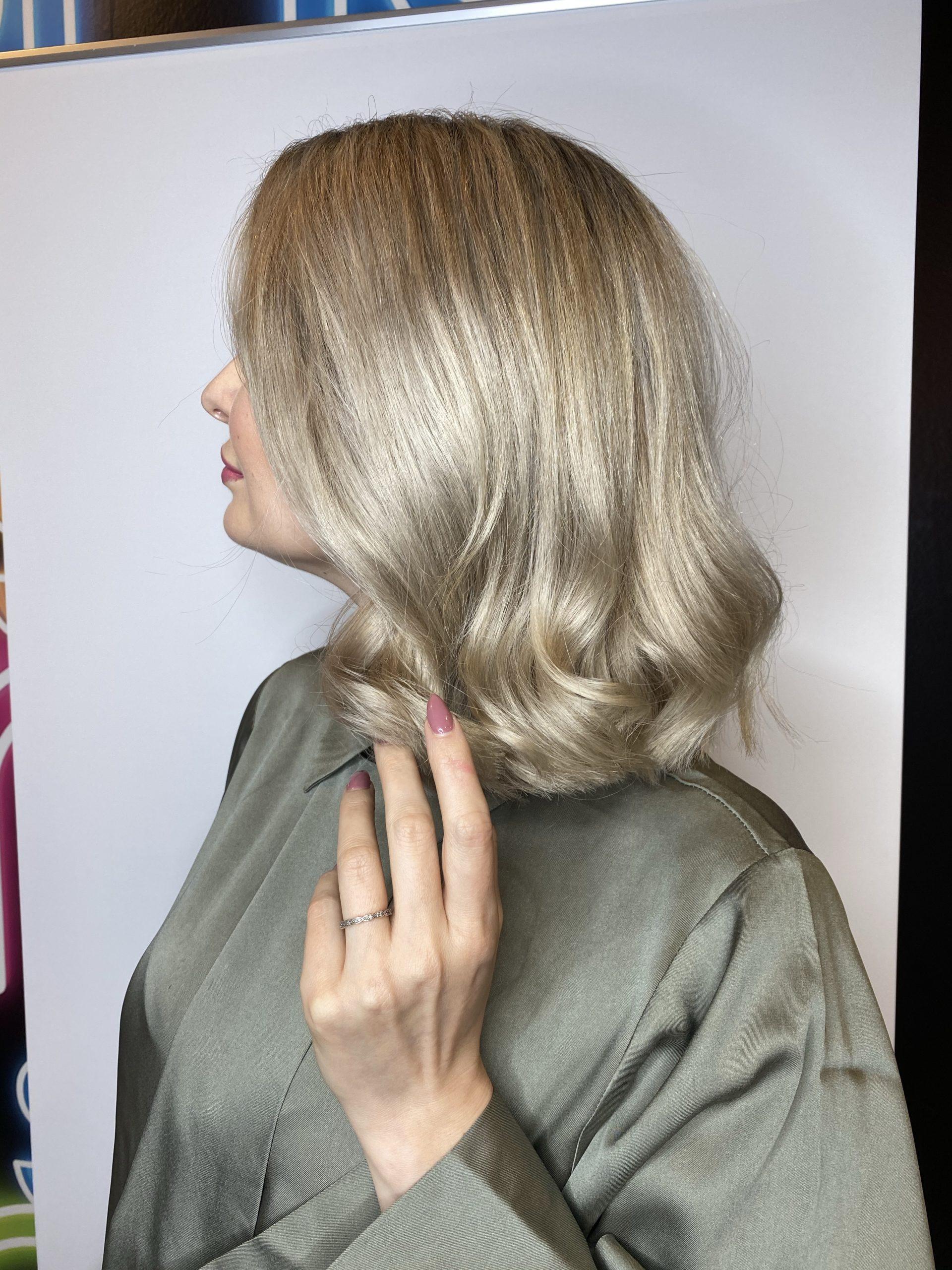Hårtips - Blond Page