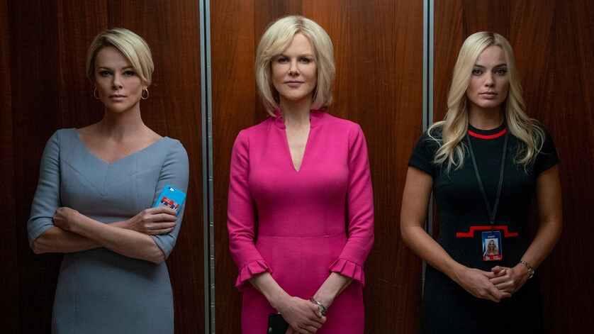 Bombshell - skandalen om Fox News