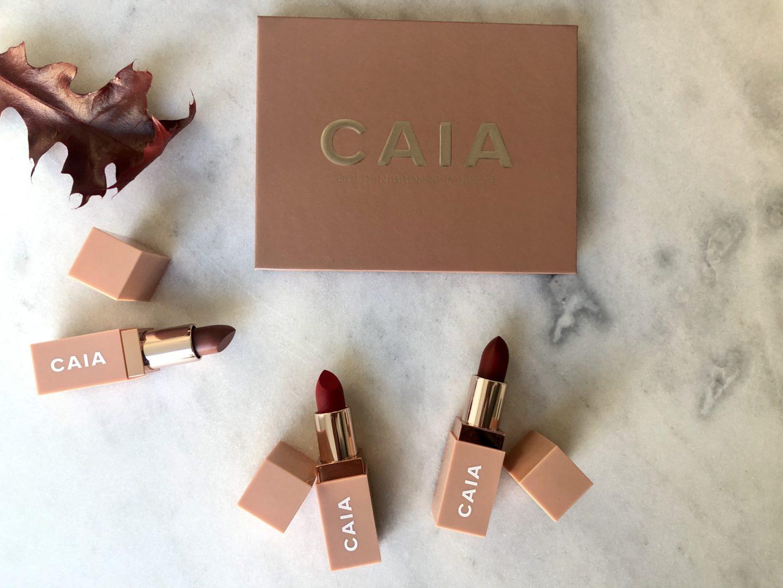 Recension på Caia Cosmetics 