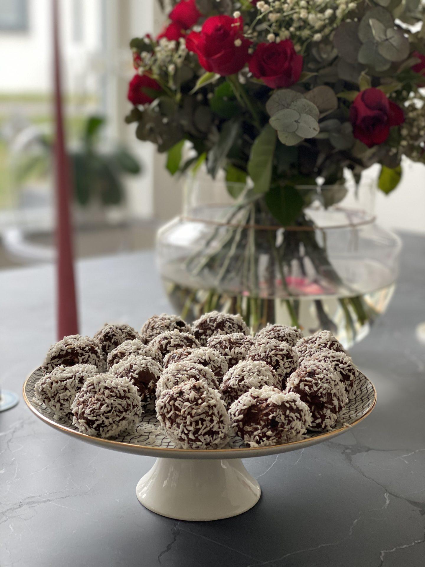 Recept på raw chokladbollar 