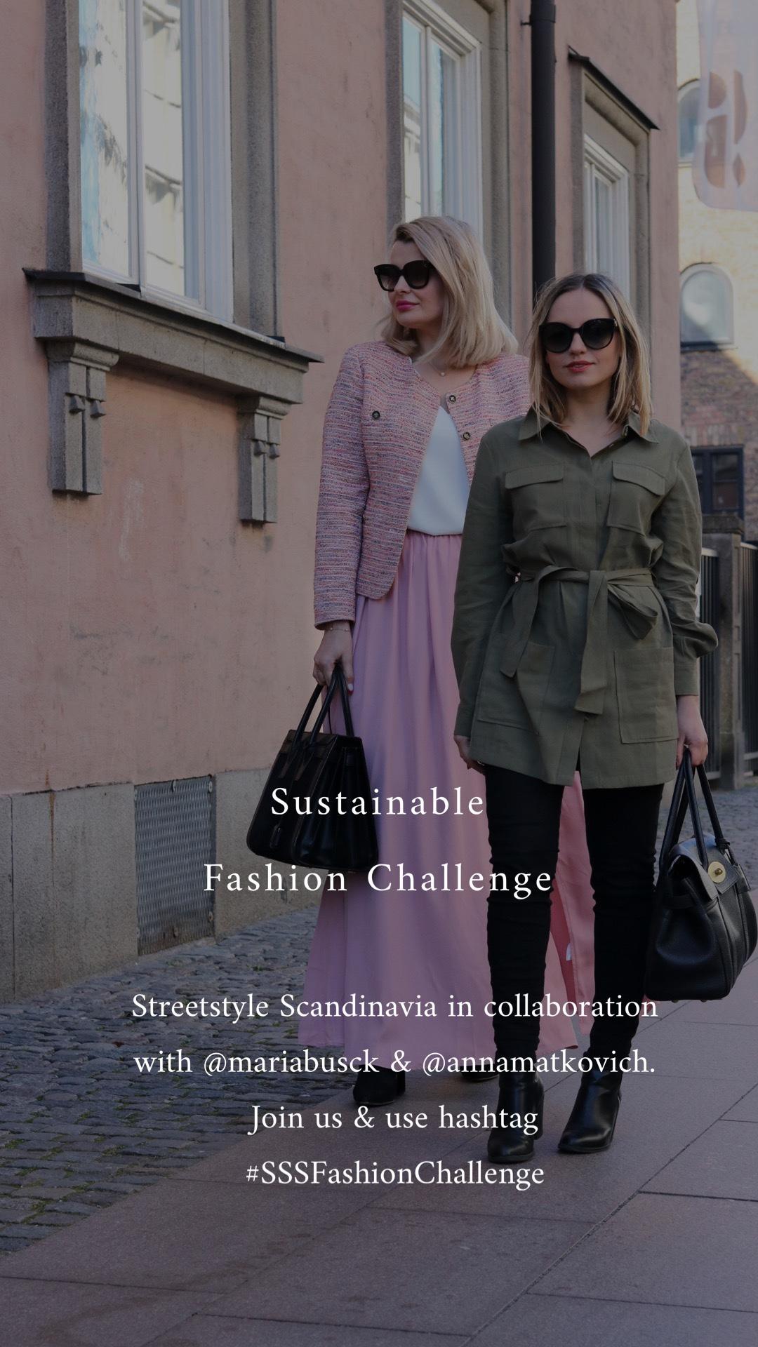 Sustainable Fashion Challenge