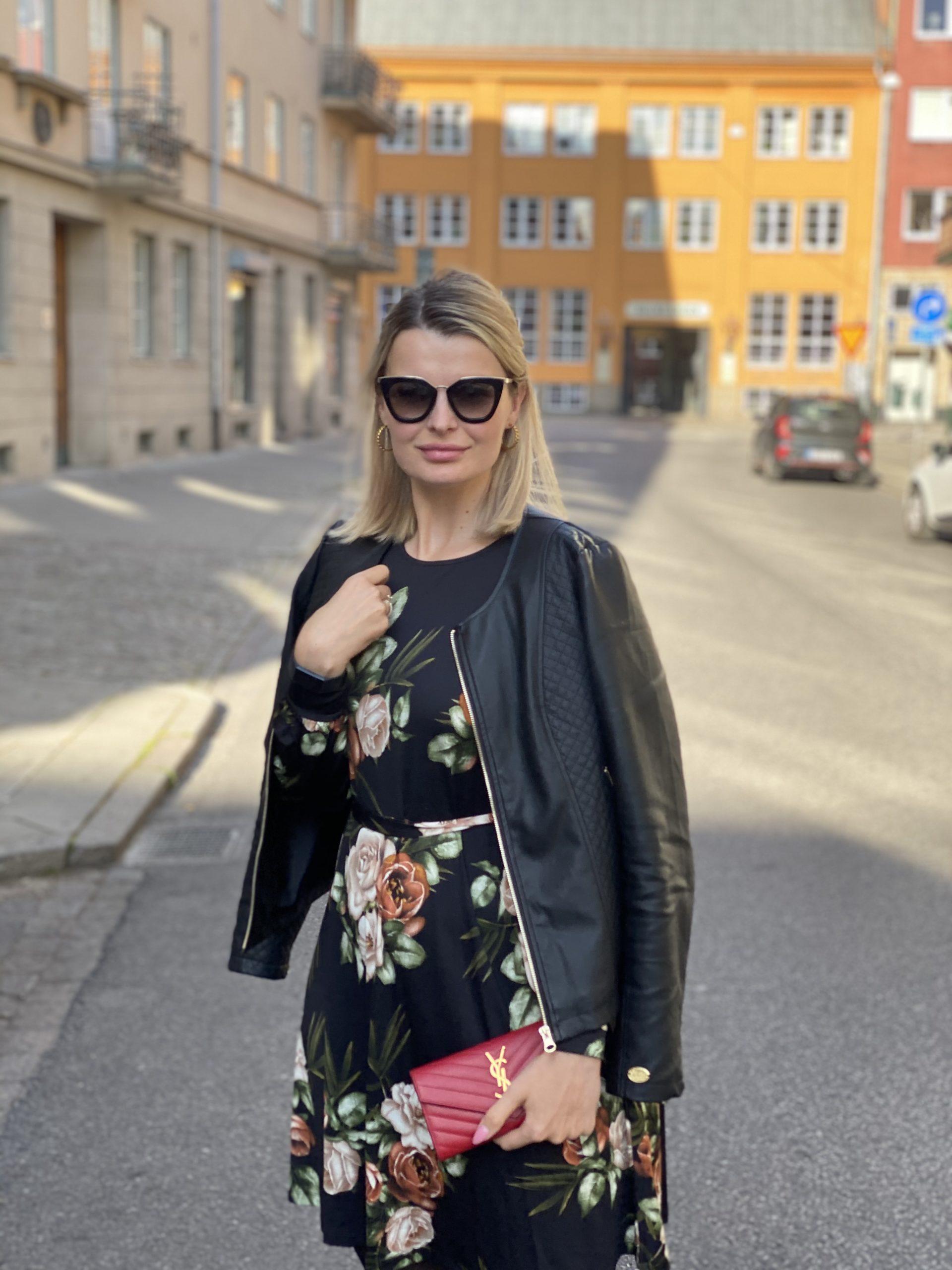 Chiara Forthi - jacka i konstläder