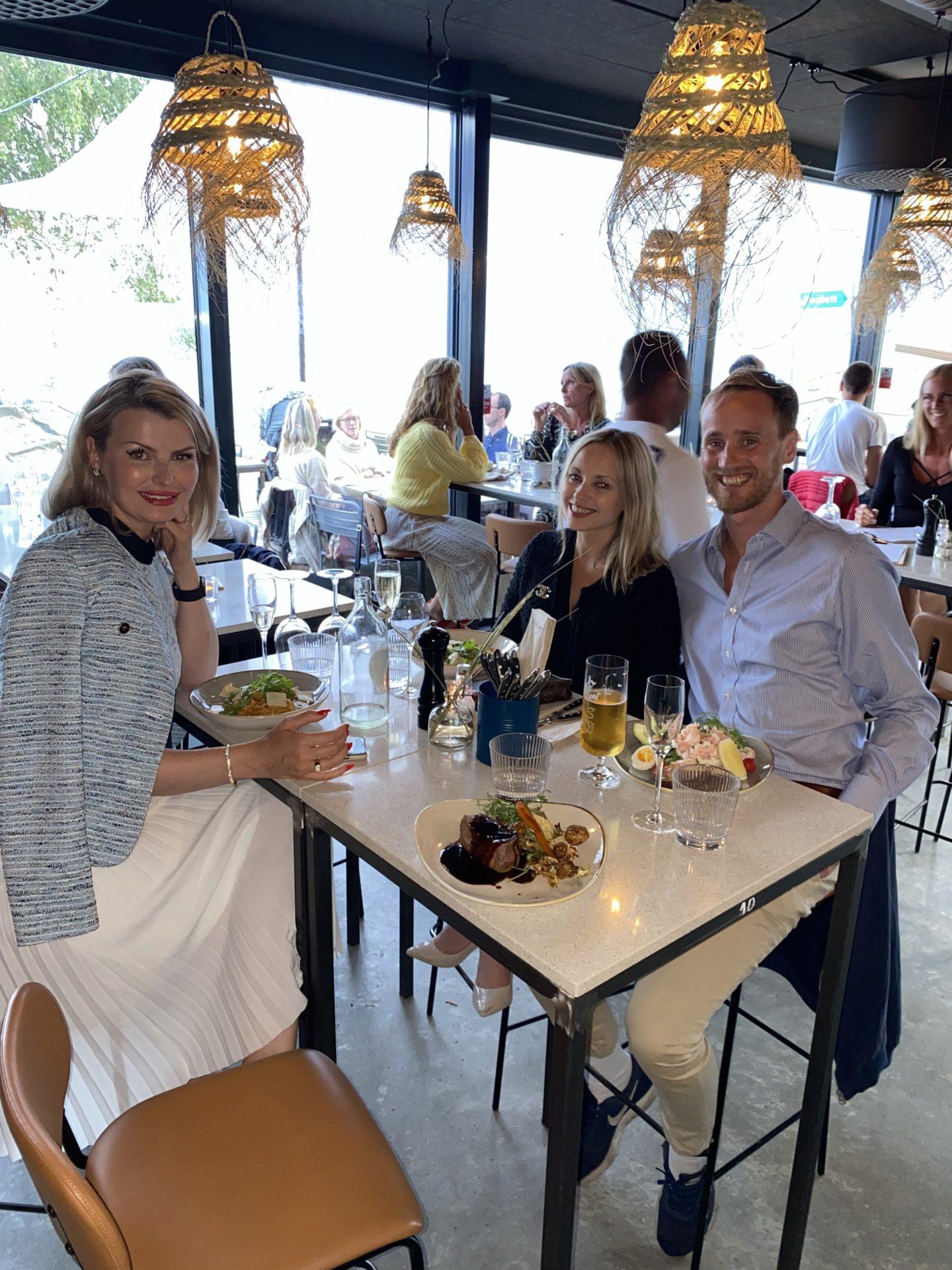 Restaurang Strandtugg i Höllviken