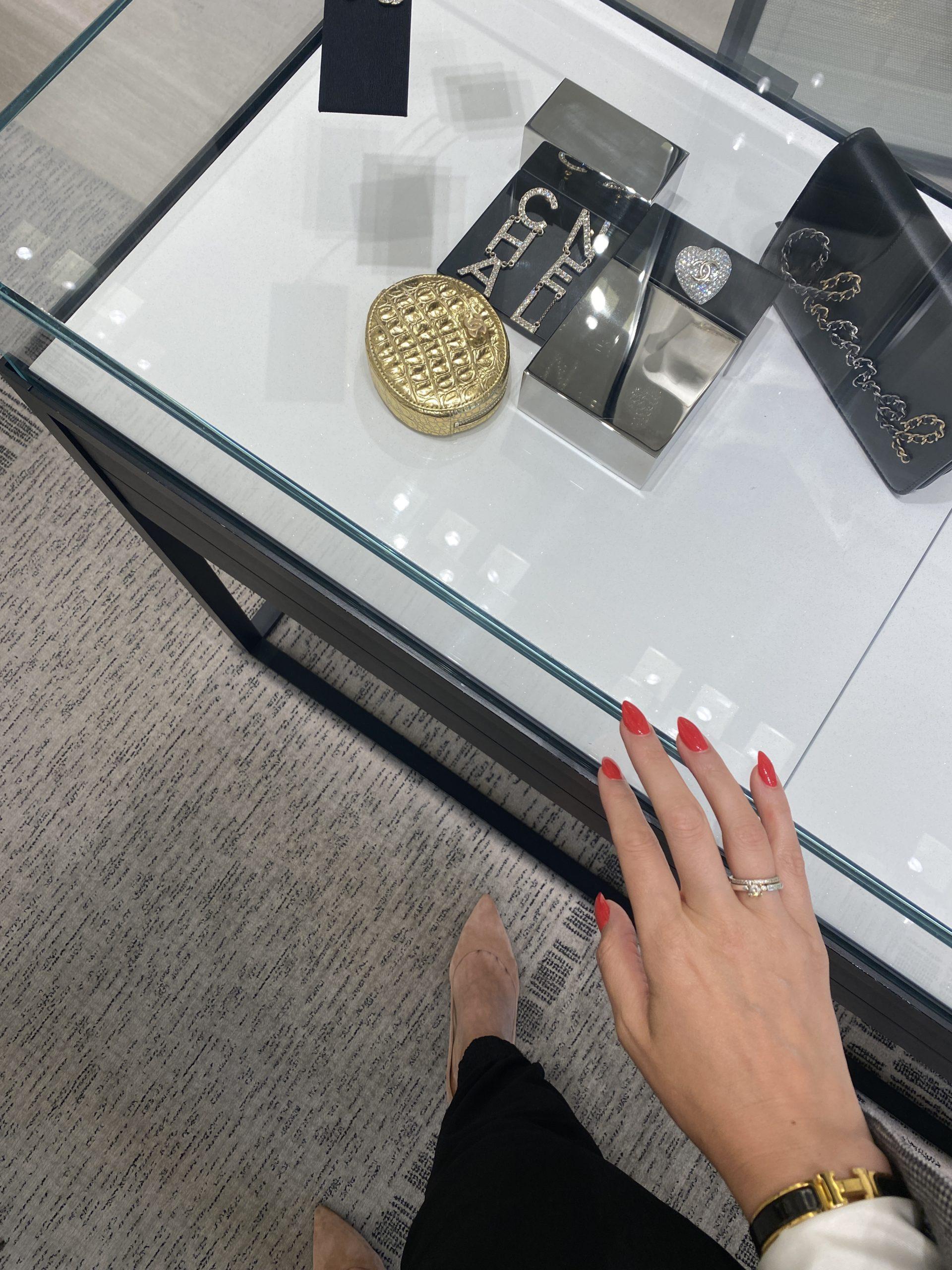 Firar med Chanel i Köpenhamn 