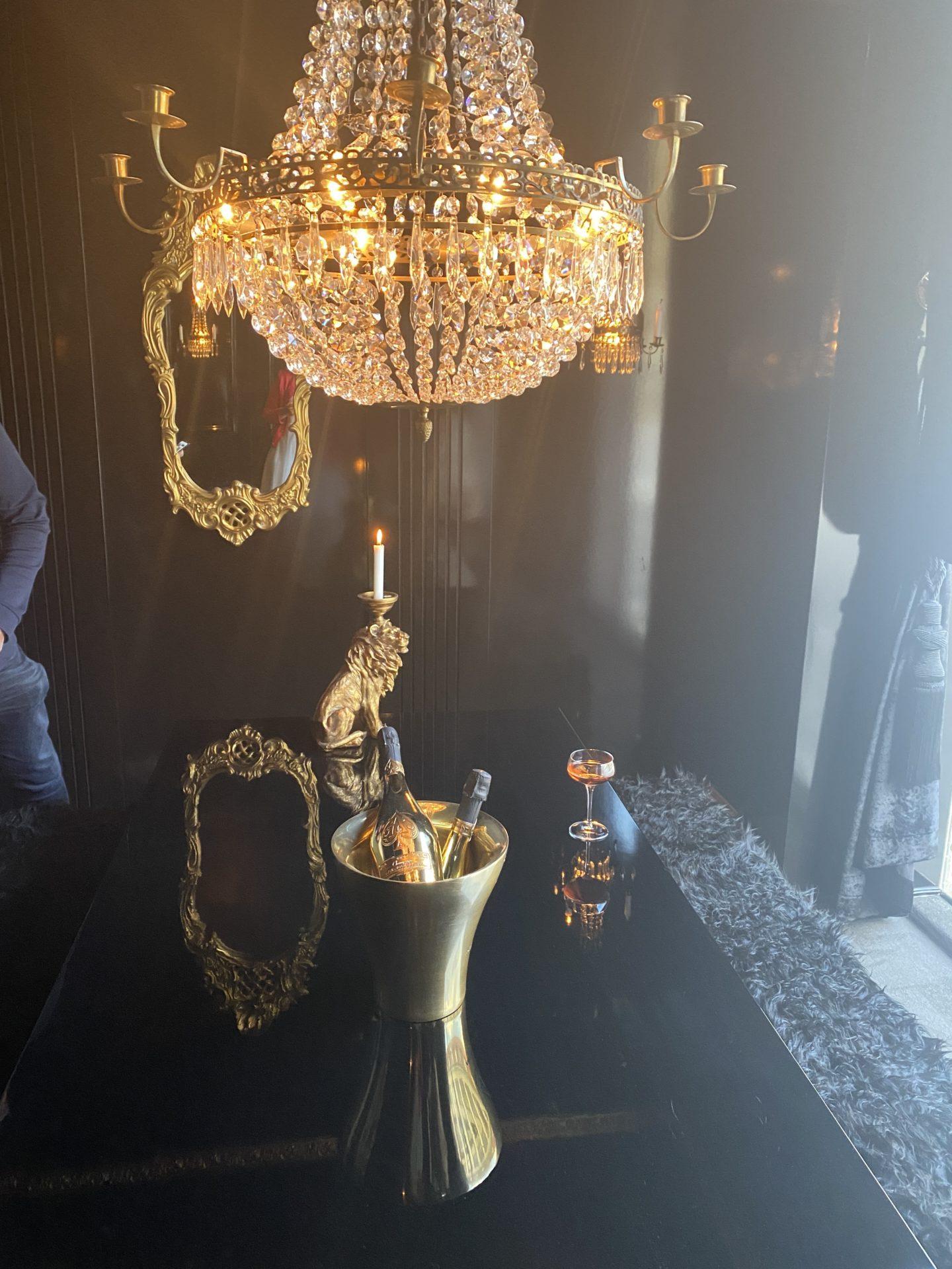 Restaurang Marie Antoinette i Malmö 