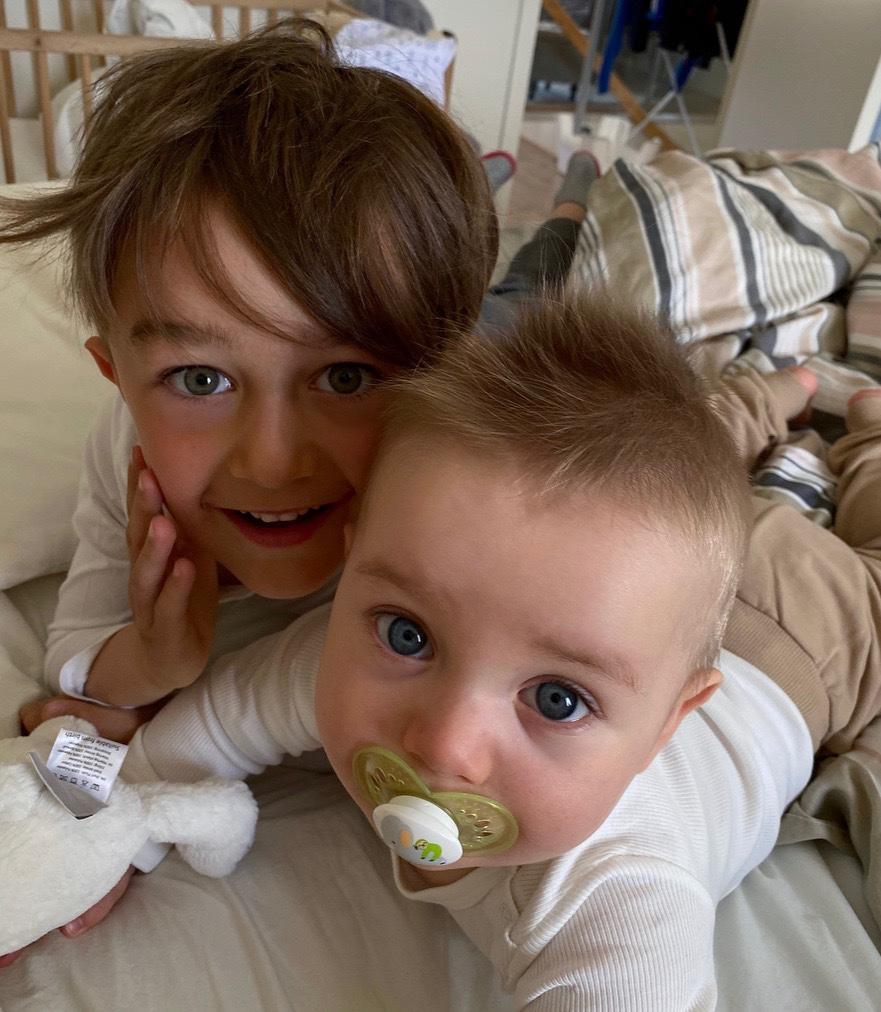 Tvåbarnsmamma & 5 års trots 
