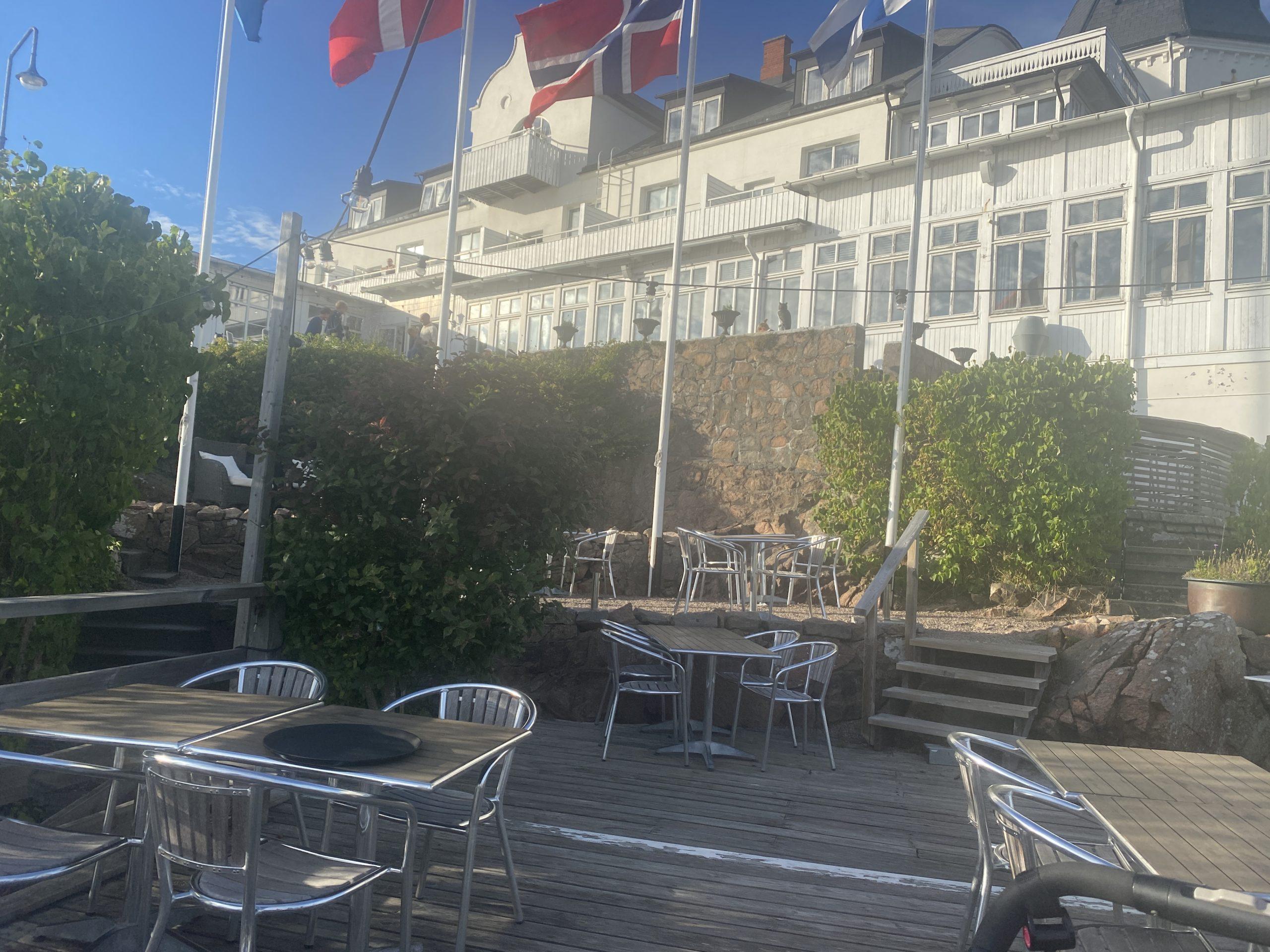 Skåne utflykt till Mölle