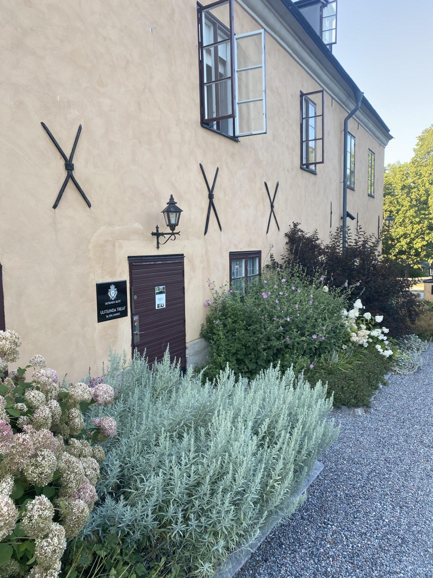 Ulfsunda Slott - otroligt vackert 