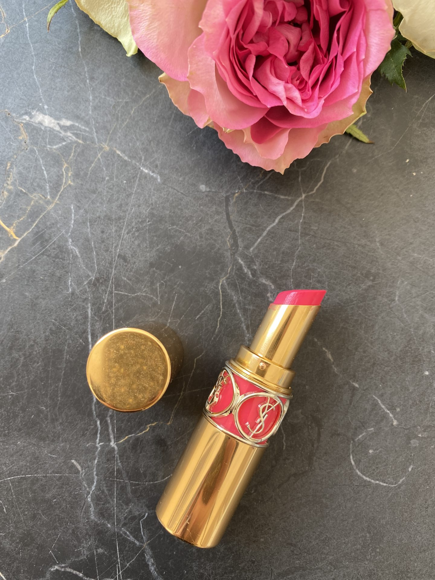 YSL Rouge Volupte Shine 49