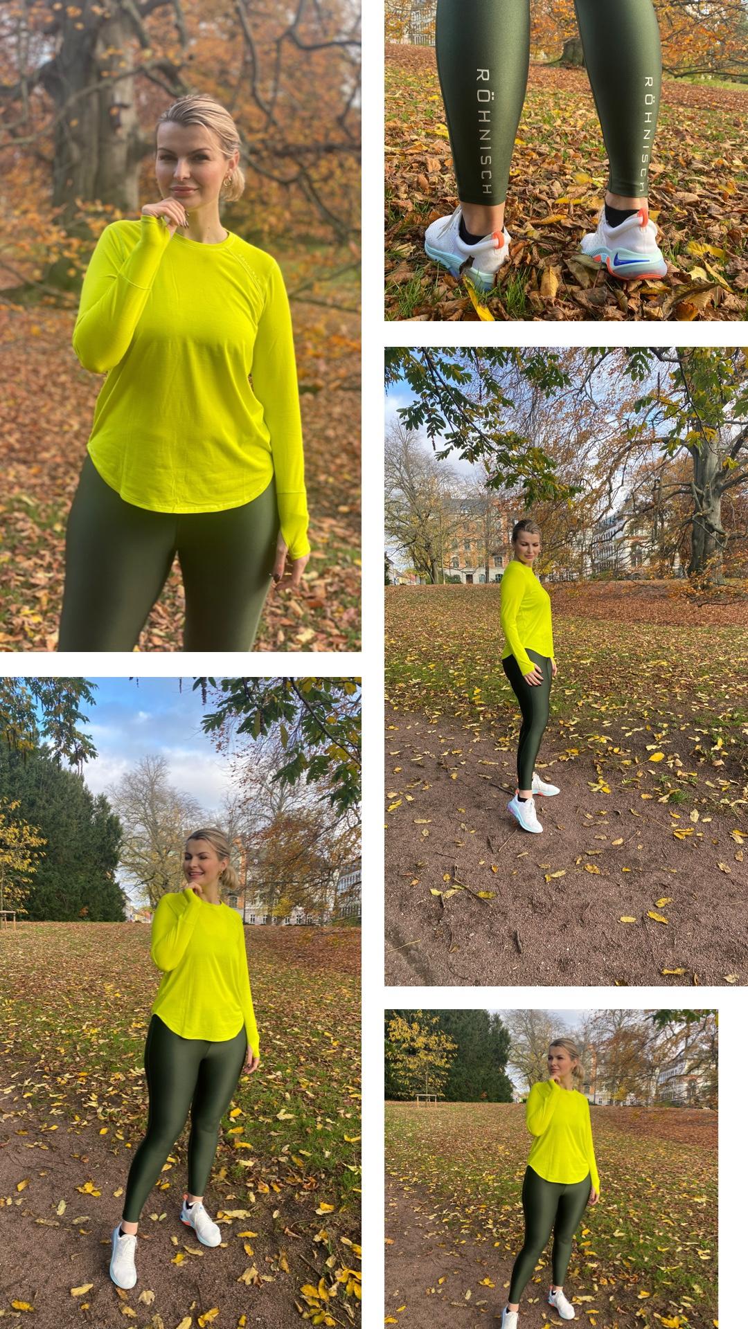 Snygga & sköna träningskläder från Röhnisch 