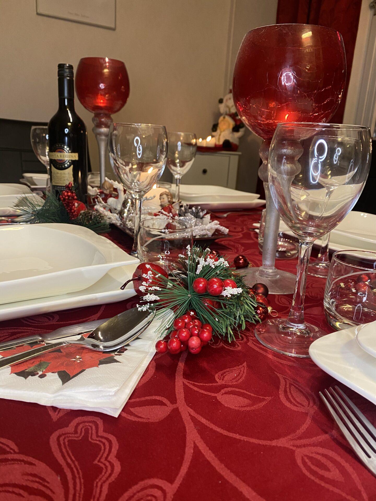 Juldagen 2020 - en annorlunda jul