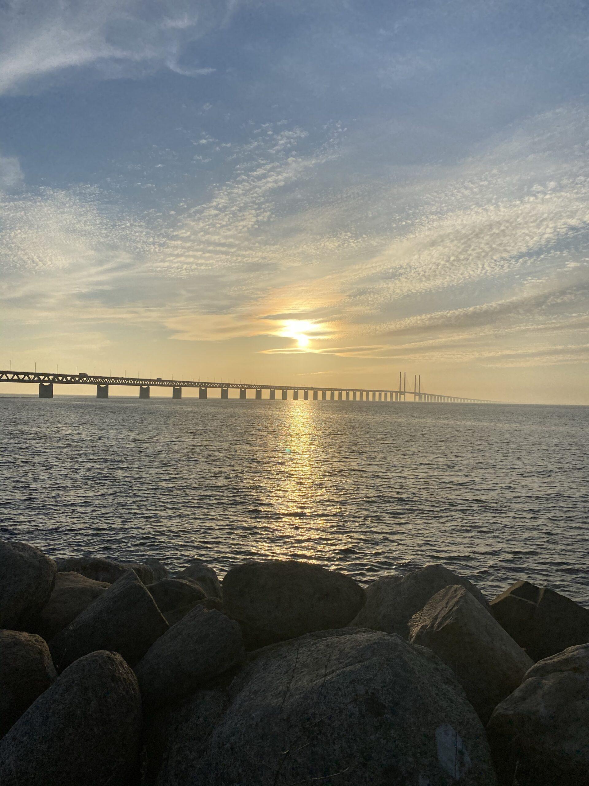 Tränings utmaning, solnedgång & PW