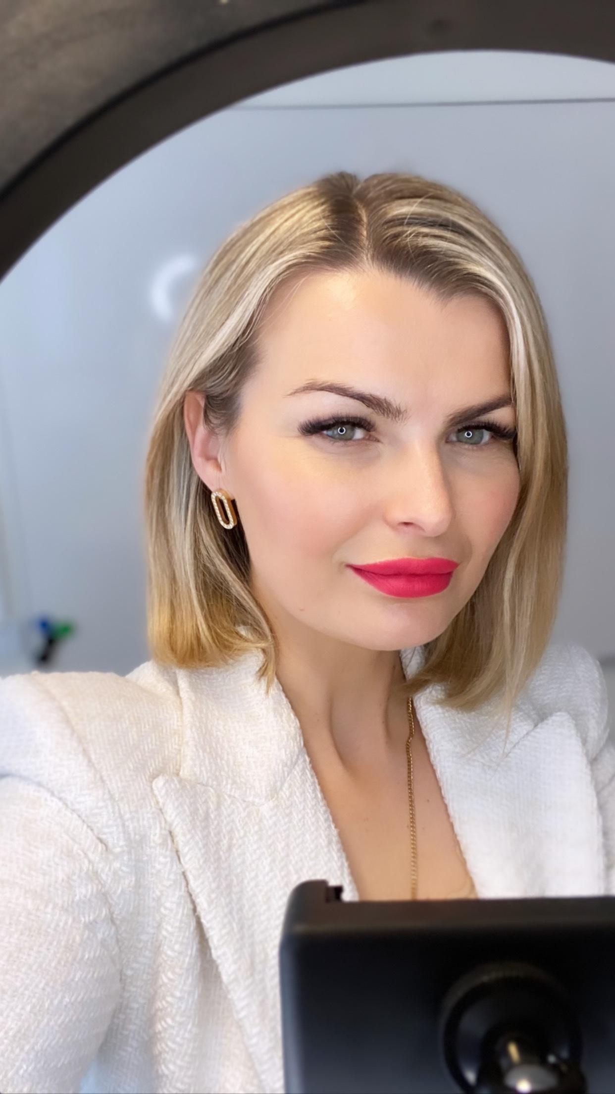 Mac Cosmetics Cherry Blossom läppstift- Dramarama 