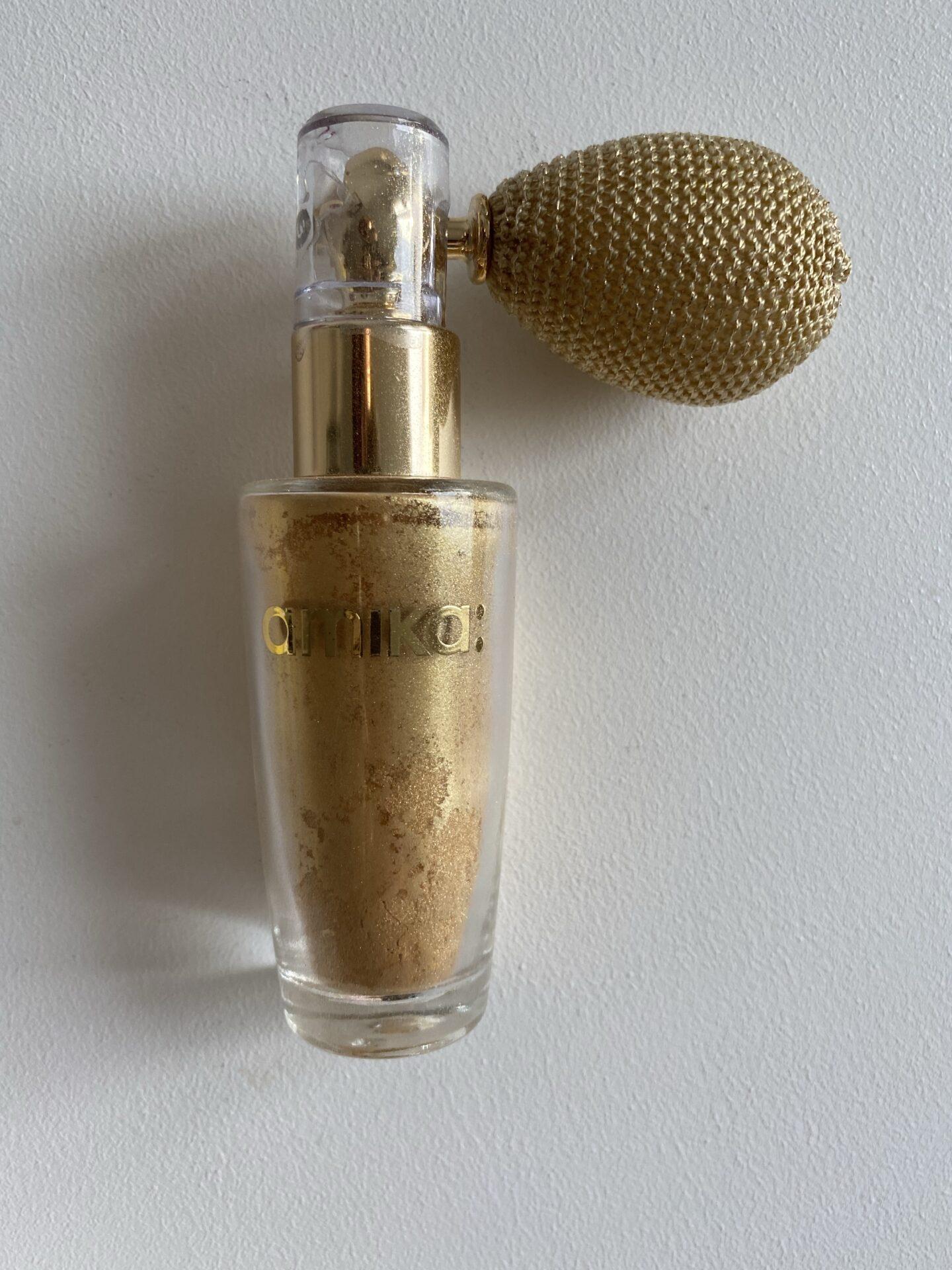 Amika - Gold Dust till håret
