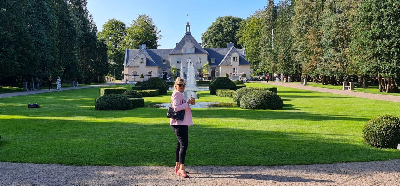 Norrvikens trädgårdar i Båstad 