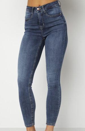 Blåa favorit jeans